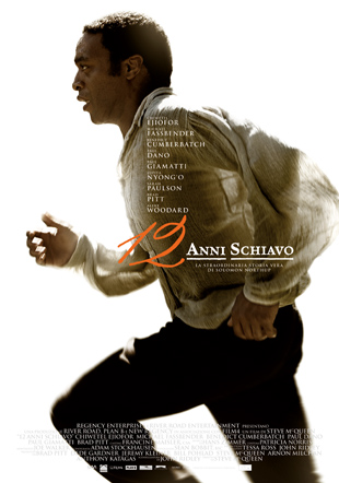12 Years a Slave poster controversy update: Behold the revised poster featuring Chiwetel Ejiofor